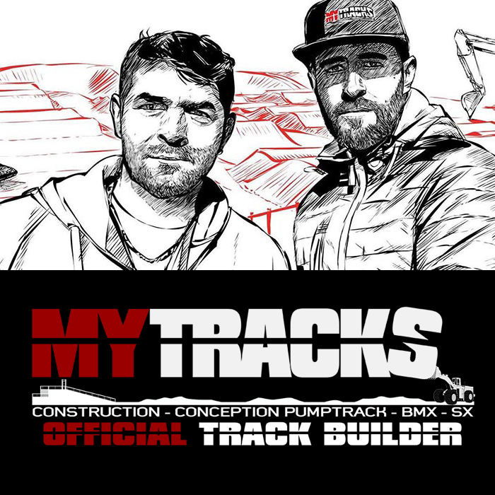 MY TRACKS - Track builder