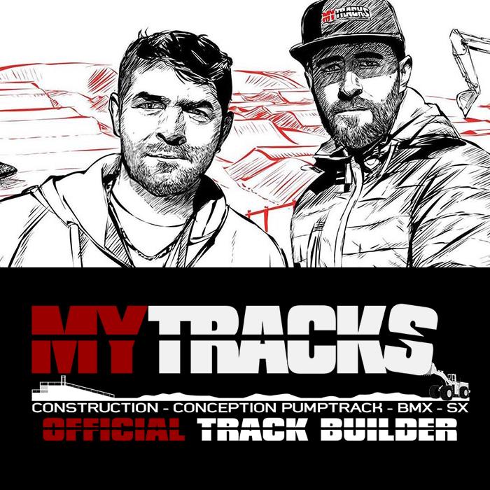 MY TRACKS - Track builder